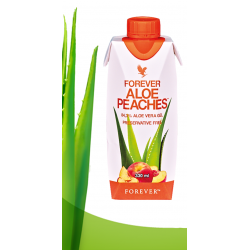 Forever Aloe Peaches - 330...